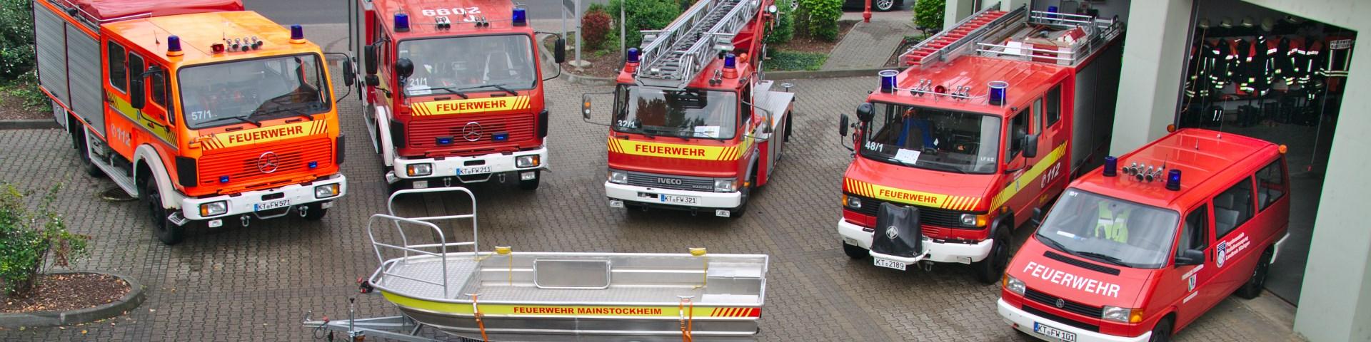Freiwillige Feuerwehr Mainstockheim